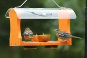 Birders Choice Recycled Oriole Feeder