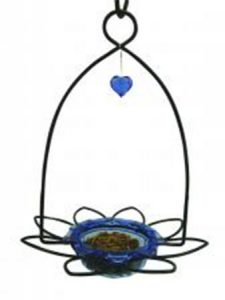 Birds Choice Heart or Flower Feeder