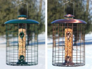 Woodlink Squirrel Proof Tube Feeders